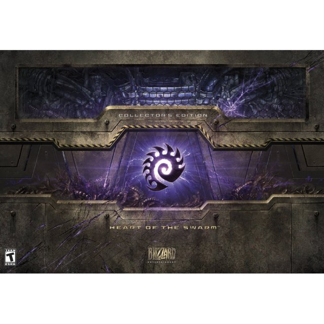 Starcraft II: Heart of the Swarm (Collector's Edition) (DVD-ROM)