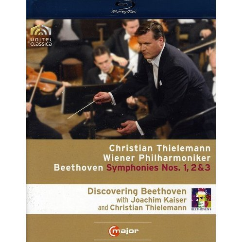 Symphonies Nos. 1 2 & 3/Discovering Beethoven