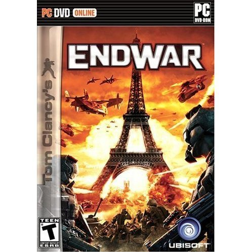 Tom Clancy's Endwar (DVD-ROM)
