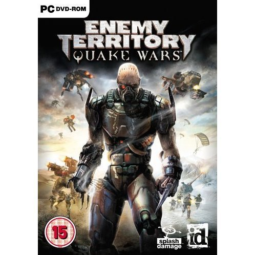 Enemy Territory: Quake Wars (DVD-ROM)
