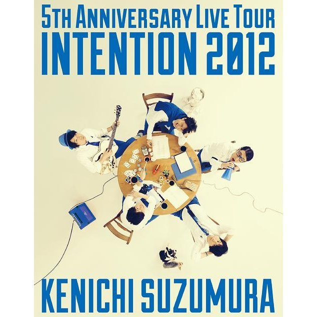 Live Tour - Intention 2012 Live Bd