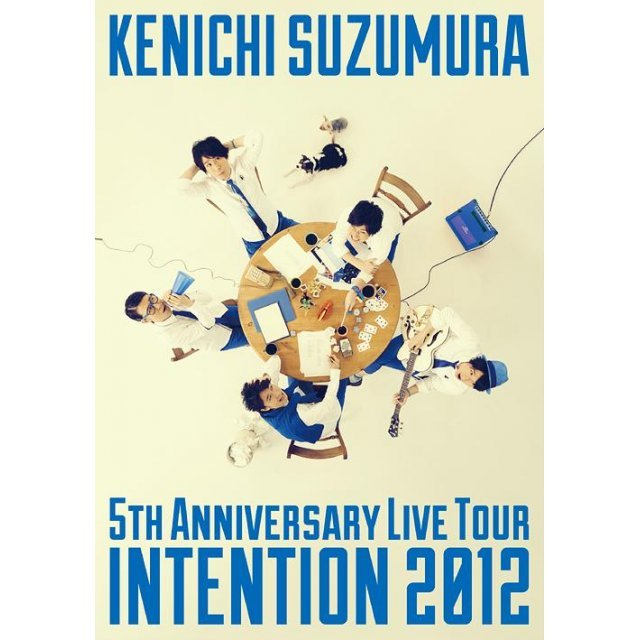 Live Tour - Intention 2012 Live Dvd