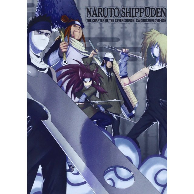 Naruto Shippuden Episode Densetsu No Shinobigatana Shichinin Shu No Sho / Legendary Seven Shinobi Swordsmen Chapter 1