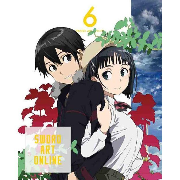 Sword Art Online 6 [DVD+CD Limited Edition]