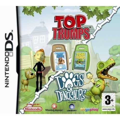 Top Trumps: Dogs & Dinosaurs