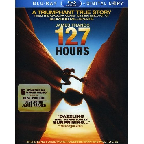 127 Hours [Blu-ray+Digital Copy]