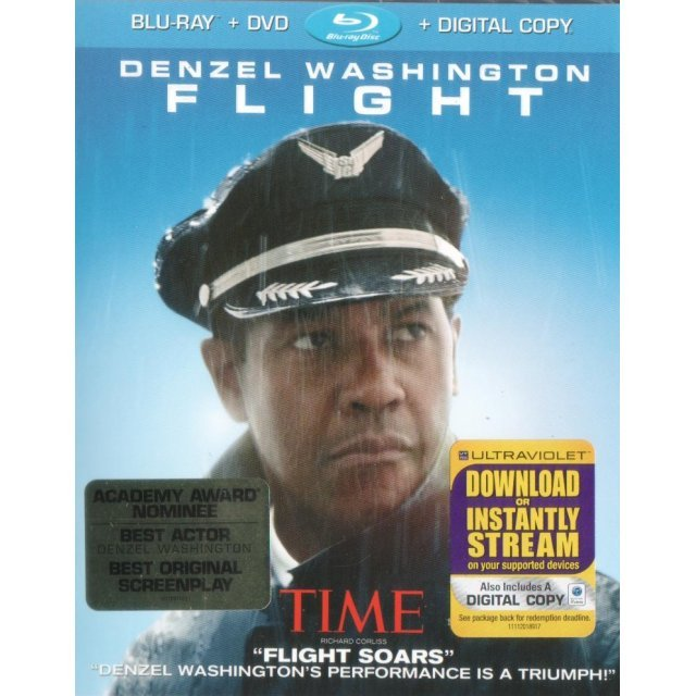 Flight [Blu-ray+DVD+Digital Copy]