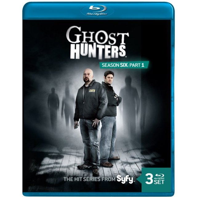 Ghost Hunters: Season Six, Part 1