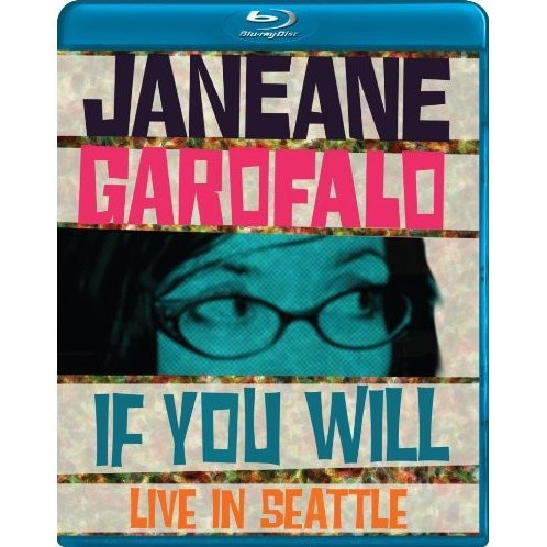 Janeane Garofalo: If You Will, Live in Seattle
