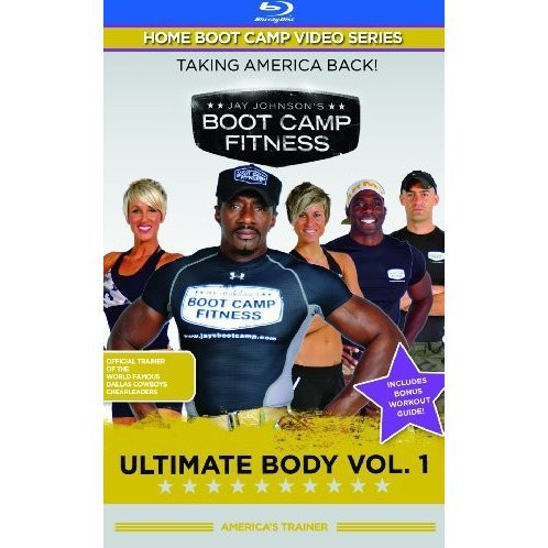 Jay Johnson's Boot Camp Fitness: Ultimate Body Vol. 1