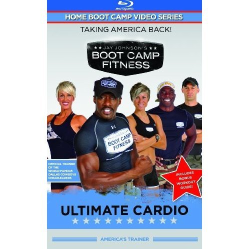 Jay Johnson's Boot Camp Fitness: Ultimate Cardio