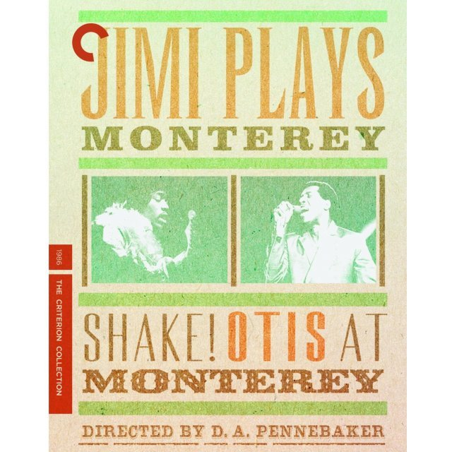 Jimi Plays Monterey & Shake! Otis at Monterey
