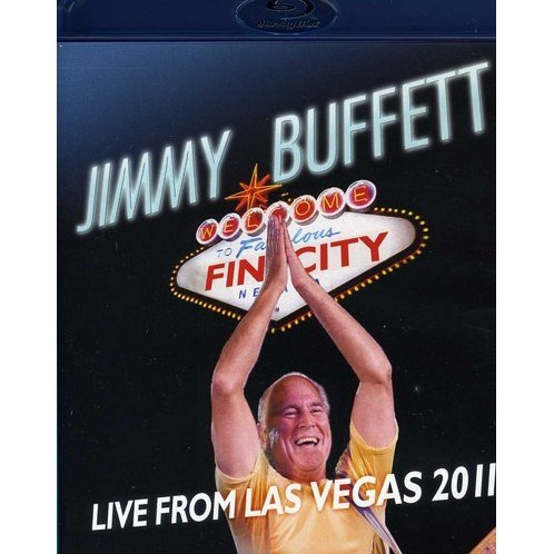 Jimmy Buffett: Welcome to Fin City Live in Las Vegas 2011 [Blu-ray + CD]