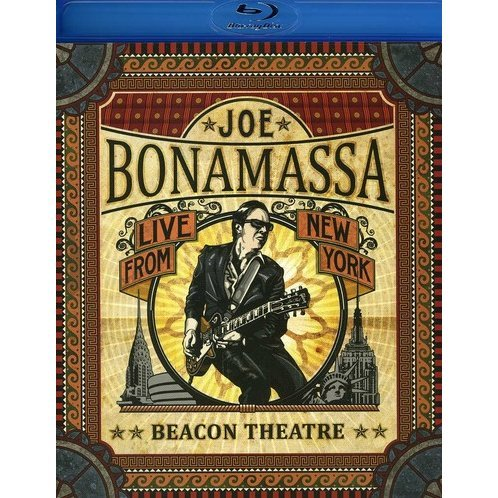 Joe Bonamassa: Beacon Theatre - Live From New York