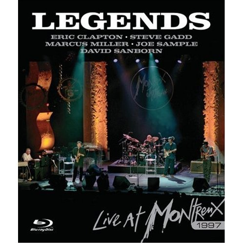 Legends Live At Montreux 1997