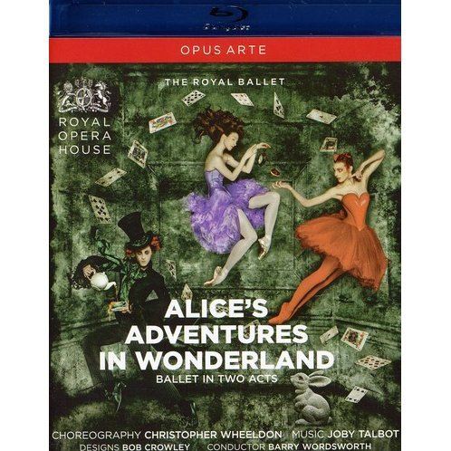 Talbot / Wheeldon: Alice's Adventures In Wonderland