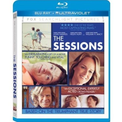 The Sessions [Blu-ray + UV Digital Copy]