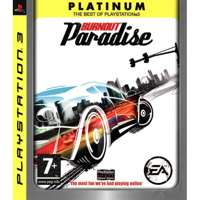 Burnout Paradise (Platinum)