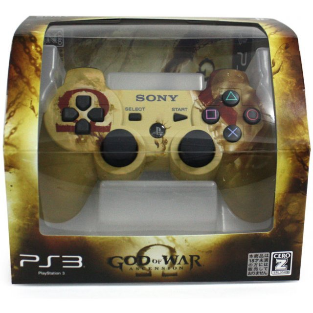God of War: Ascension [Original Dual Shock 3 Bundle]