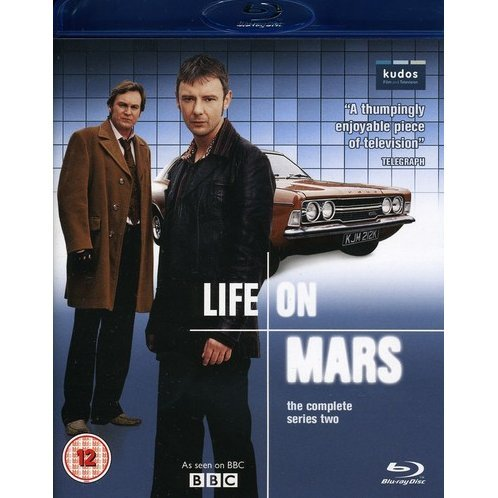 Life On Mars: The Complete Series Two