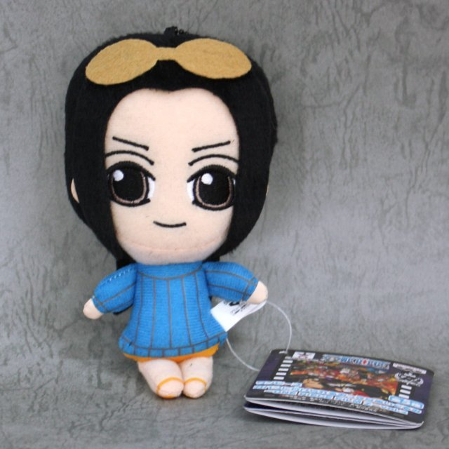 One Piece Plush Film Z Maascot Vol.2: Nico Robnin