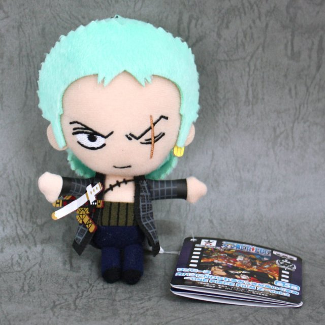 One Piece Plush Film Z Maascot Vol.2: Roronoa Zoro