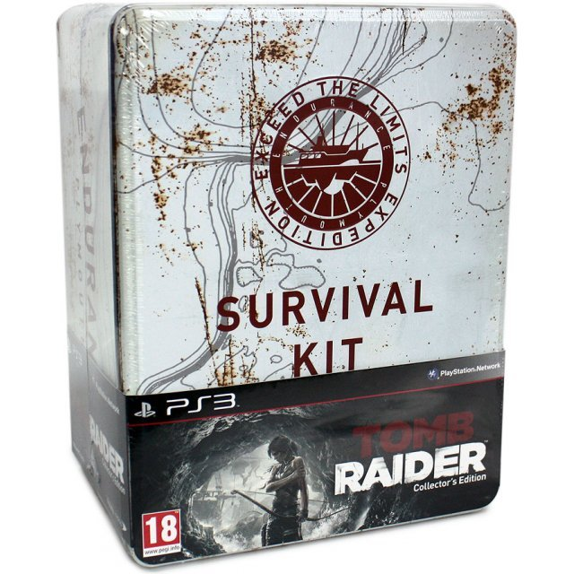 Tomb Raider (Collector's Edition)
