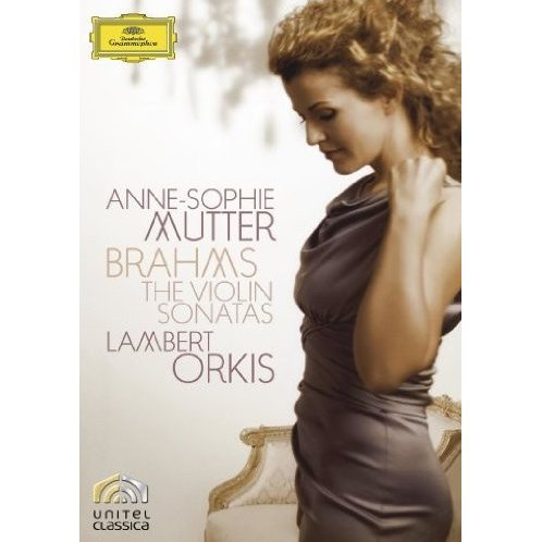 Anne-Sophie Mutter: Brahms - The Violin Sonatas