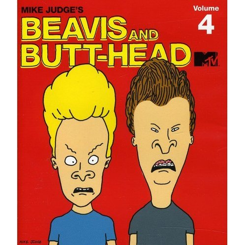 Beavis and Butt-Head: Volume 4