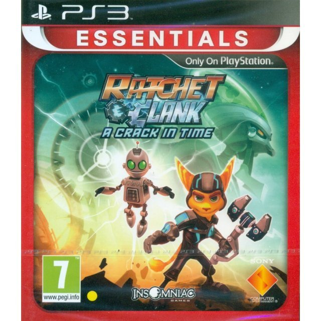 Ratchet & Clank: A Crack in Time (Essentials)