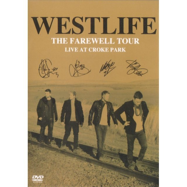 Westlife - The Farewell Tour Live at Croke Park