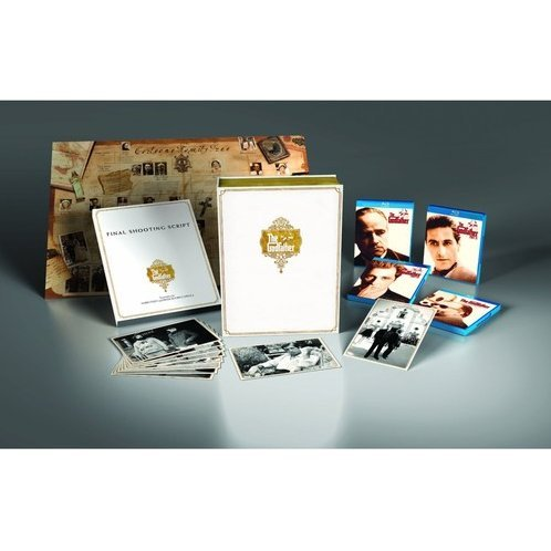 Godfather Trilogy: Deluxe French Edition