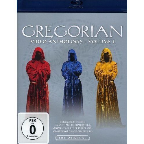 Gregorian: Vol. 1-Video Anthology