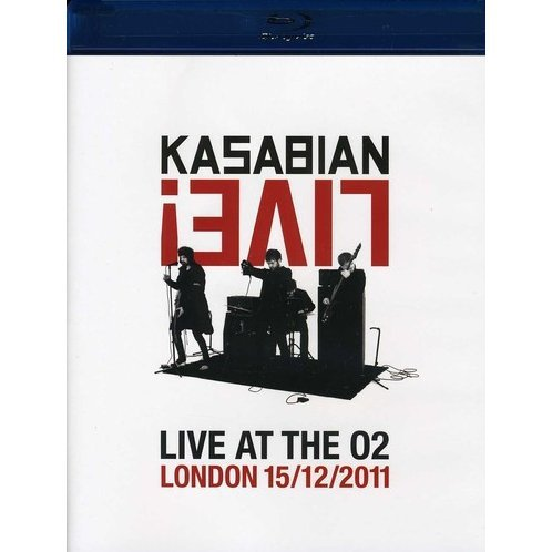 Kasabian Live! - Live at the O2