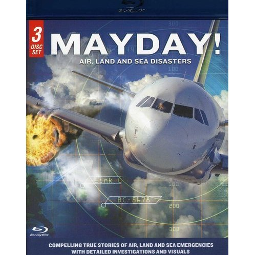 Mayday: Seasons 3 & 4
