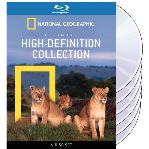 National Geographic: Ultimate High Definition Collection
