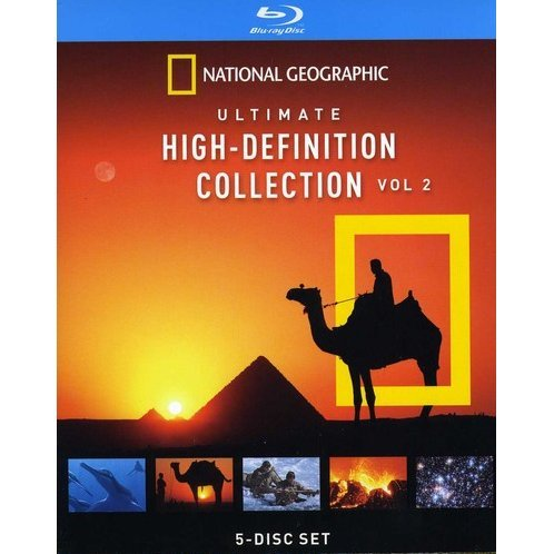 National Geographic: Ultimate High Definition Collection Vol. 2
