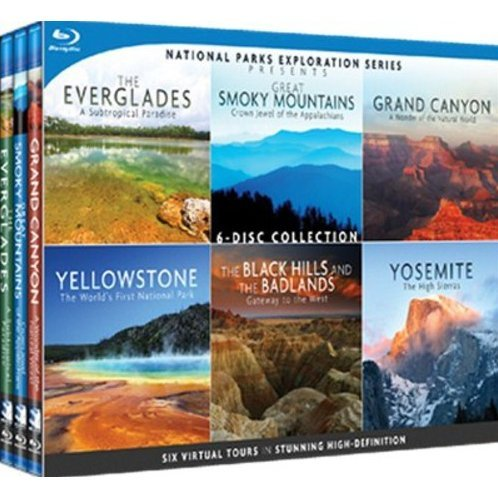 National Parks Exploration Series - The Complete Collection