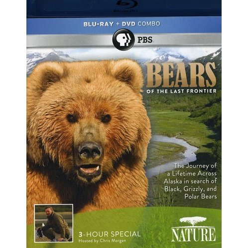 Nature: Bears of the Last Frontier [Blu-ray + DVD Combo Pack]