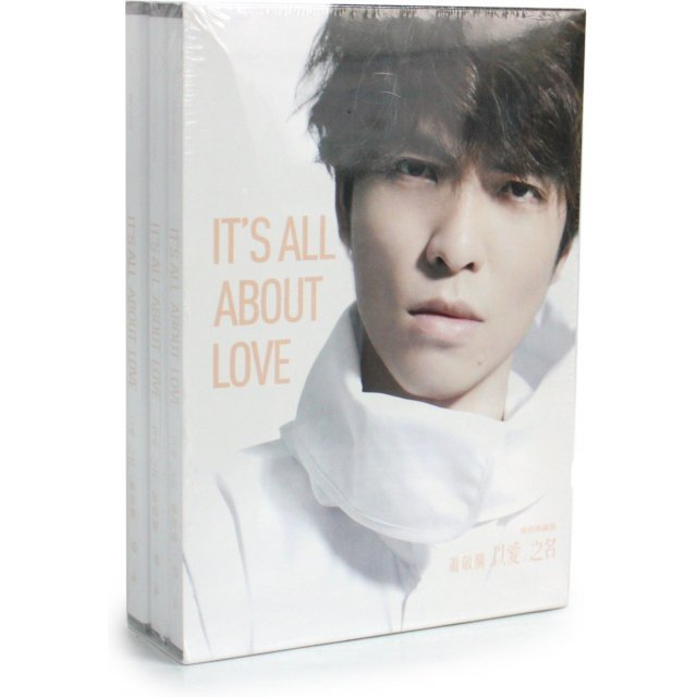 It's all about LOVE [Limited Edition CD+Bouns CD+Live CD+Live DVD]