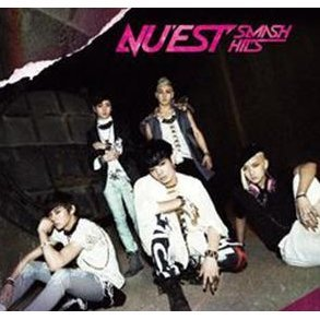 NU'EST Smash Hits [Version A]