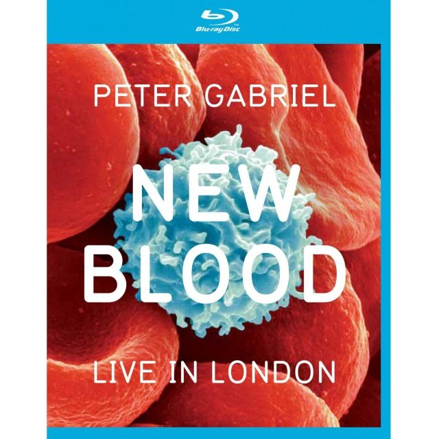 New Blood-Live in London