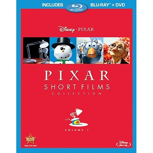 Pixar Short Films Collection Volume - 1