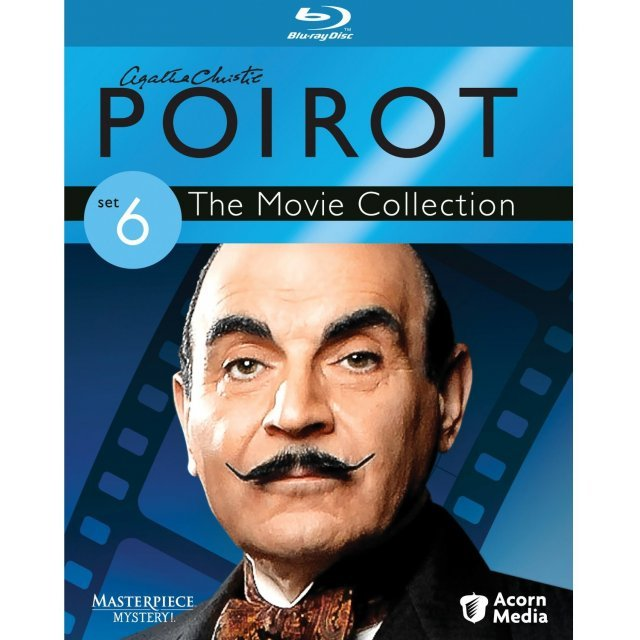 Poirot Movie Collection: Set 6