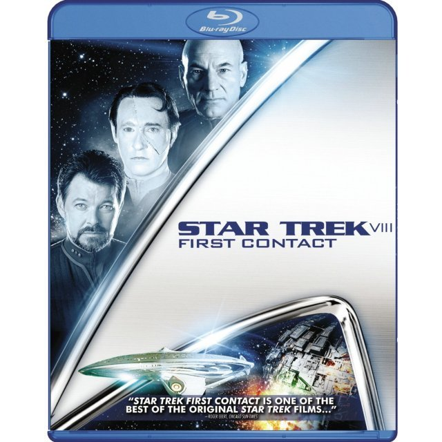 Star Trek 8-First Contact
