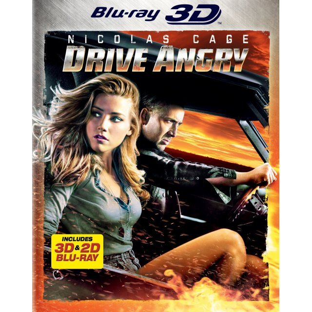 Drive Angry 3D [Blu-ray 3D + Blu-ray]