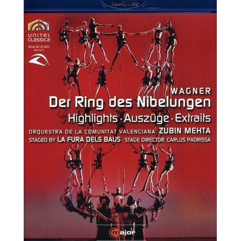 Der Ring Des Nibelungen: Highlights