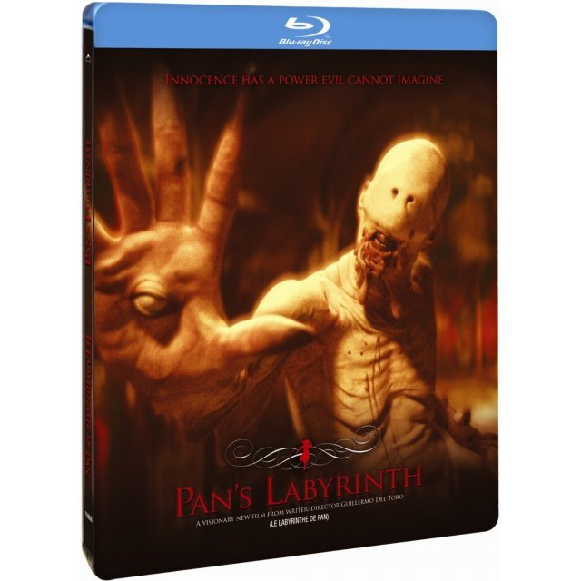 Pan's Labyrinth (2006) (Steelbook)