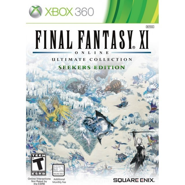 Final Fantasy XI: Ultimate Collection (Seekers Edition)