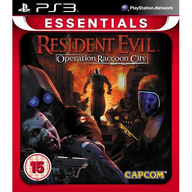 Resident Evil: Operation Raccoon City (Essentials)